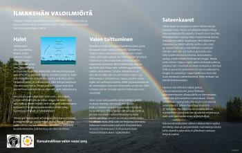 Tieteen Päivät 2015 -näyttely Helsingin Yliopistolla & Tähtipäivät 2015 Mikkelissä