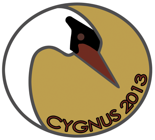 Cygnus 2013 -logo