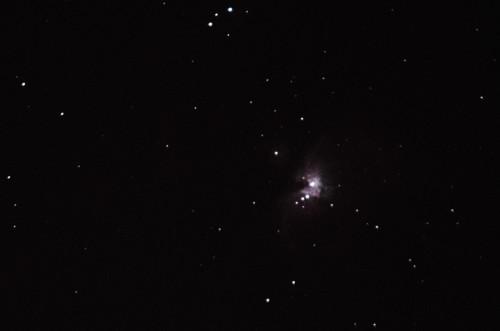 Orionin kaasusumu