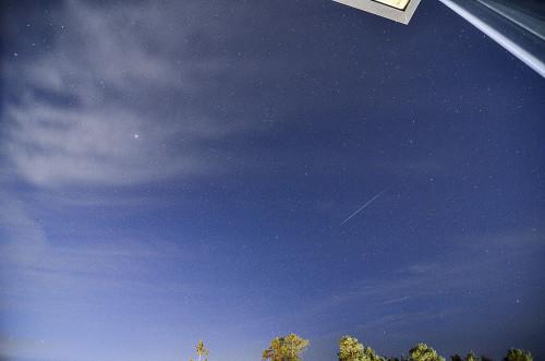 07:13  Venusta kirkkaampi tulipallo oikeassa reunassa.