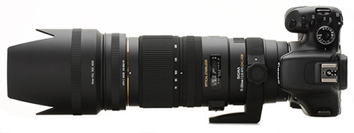 Sigma 70-200mm/f2.8