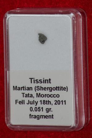 Tissint-meteoriitti