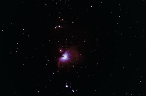 M42 - Orionin suuri kaasusumu