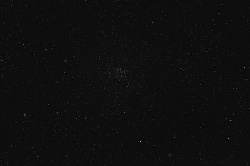 Avonaiset tähtijoukot M35 ja NGC 2158 Nikon D5100, 200mm/f2.8, ISO3200, pinottu 26 x 1,3s