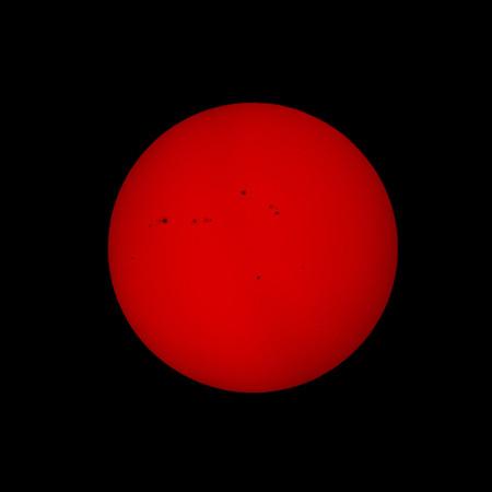 Auringonpilkut