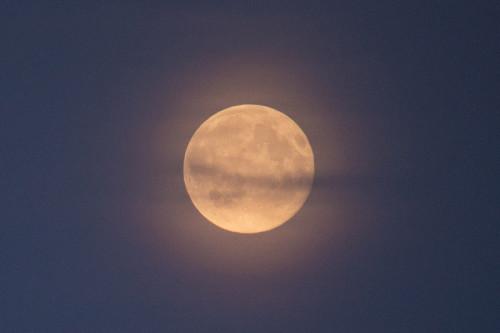 Superkuu ja kuun kehä Nikon D7100, 300mm/f5.6, ISO800, 1/160s