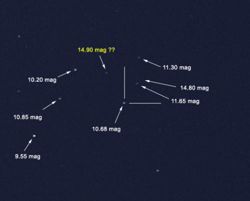 Semiramis ja Stellariumin karttavirhe?