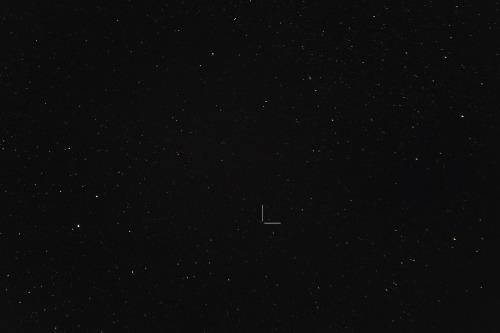 Asteroidi (230) Athamantis Nikon D7100, 200mm/f2.8, ISO1600, pinottu 50 x 1,3s