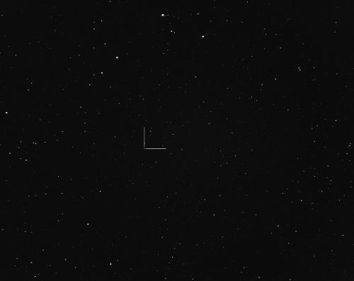 Asteroidi (12) Victoria Nikon D7100, 200mm/f2.8, ISO1600, pinottu 49 x 1,3s