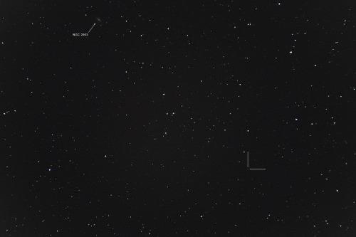 Asteroidi (89) Julia Nikon D7100, 200mm/f2.8, ISO1600, pinottu 58 x 1,3s
