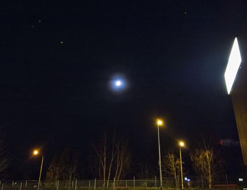 Kuun kehä Nokia Lumia 1020