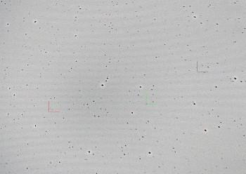Asteroidit  Vihreä: (33) Polyhymnia Punainen: (393) Lampetia Musta: (270) Anahita