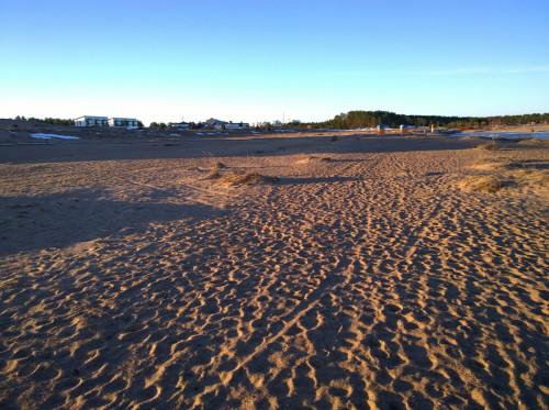 Kalajoen hiekkasärkillä
